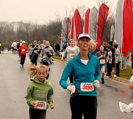 Thanksgiving Day 4 Miler