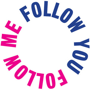 I-follow-you-you-follow-me