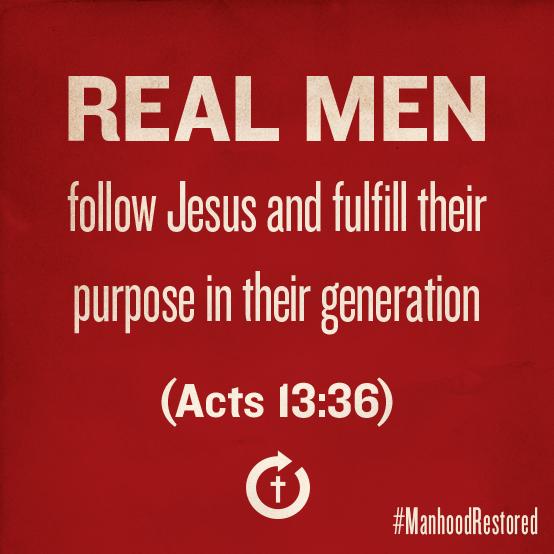 Real Men Mason Book Quote